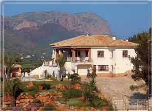 Houses at La Sella Development